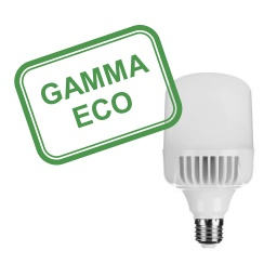 Bombilla LED eco base E27 30w